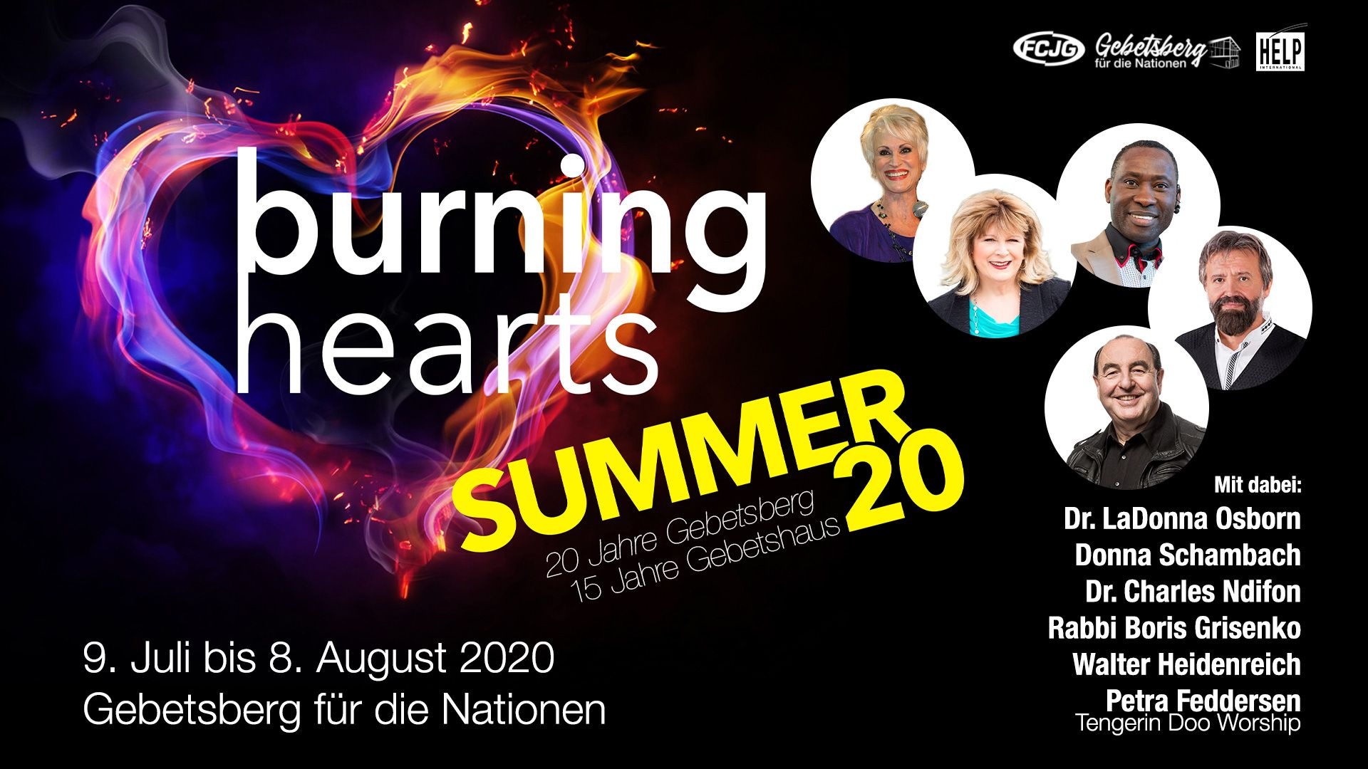 Burning Hearts Summer 20 Beamer