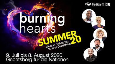 Burning Hearts Summer