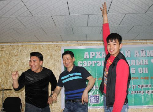 Revival in Mongolia