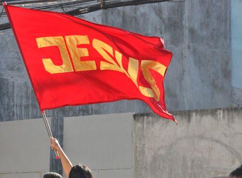 #TONDO4JESUS