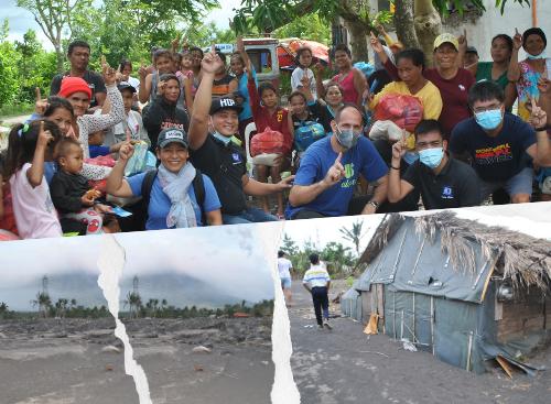 Glaube in Aktion: Evangelistische Katastrophenhilfe...